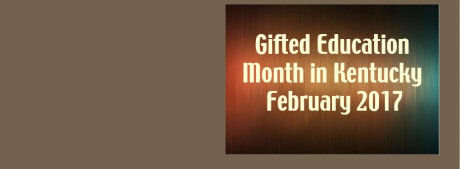 gifted month2017